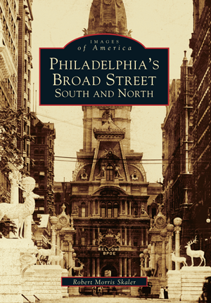 Philadelphia's Broad Street: South and North