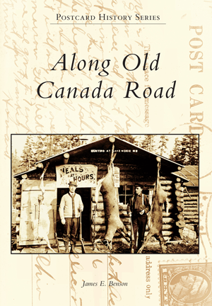 Along Old Canada Road