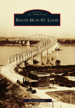 Route 66 in St. Louis