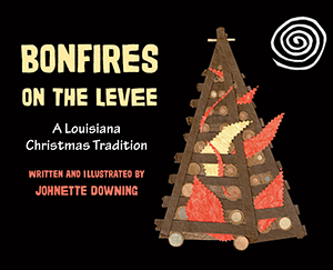 Bonfires on the Levee