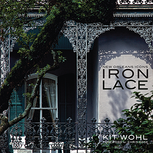 New Orleans Icons: Iron Lace