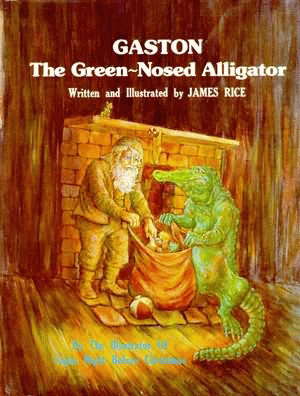 Gaston® the Green-Nosed Alligator