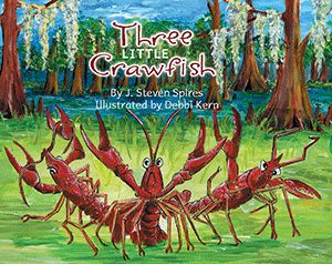 Three Little Crawfish
