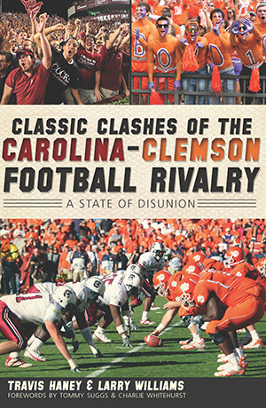 Classic Clashes of the Carolina-Clemson Football Rivalry