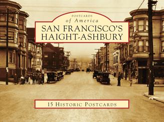 San Francisco's Haight Ashbury