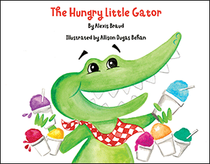 The Hungry Little Gator