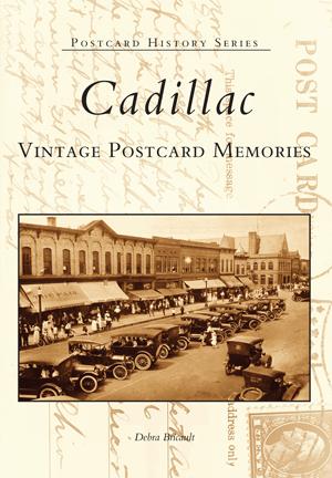 Cadillac Vintage Postcard Memories