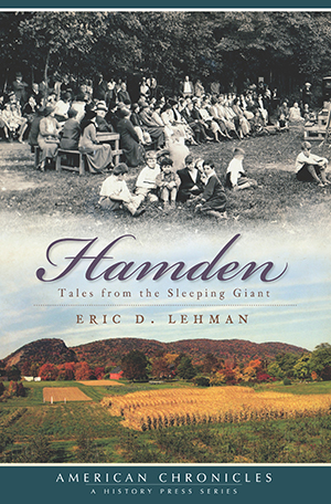 Hamden: Tales from the Sleeping Giant