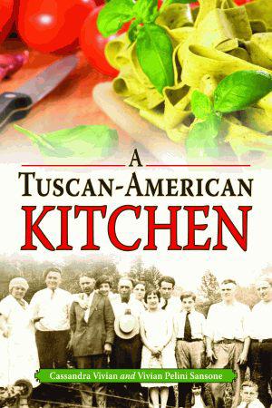 A Tuscan-American Kitchen
