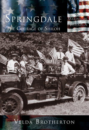 Springdale: The Courage of Shiloh