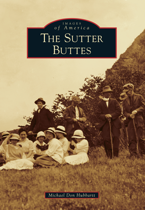 The Sutter Buttes