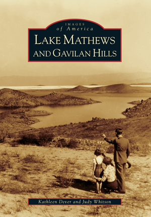 Lake Mathews and Gavilan Hills