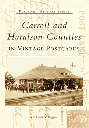Carroll and Haralson Counties in Vintage Postcards