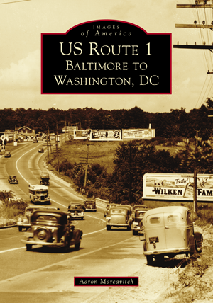 US Route 1: Baltimore to Washington, DC