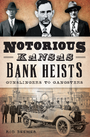 Notorious Kansas Bank Heists