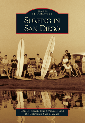 Surfing in San Diego