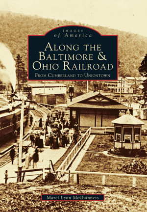Along the Baltimore & Ohio Railroad