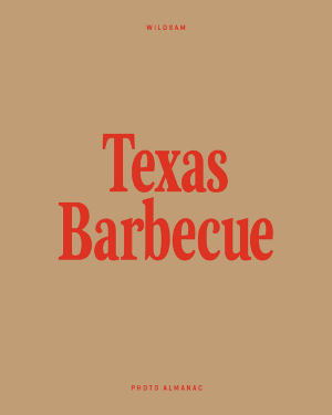 Wildsam Field Guides  Texas Barbecue