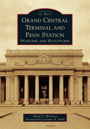 Grand Central Terminal and Penn Station: Statuary and Sculptures