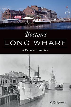 Boston's Long Wharf: A Path to the Sea