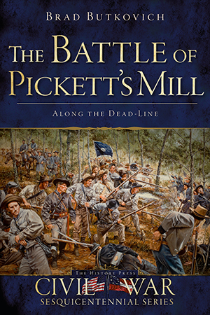 The Battle of Pickett's Mill: Along the Dead Line
