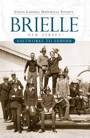 Brielle: Saltworks to Suburb