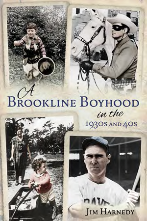 A Brookline Boyhood in the 1930s and 40s