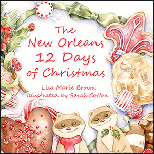 The New Orleans Twelve Days of Christmas