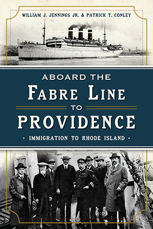 Aboard the Fabre Line to Providence