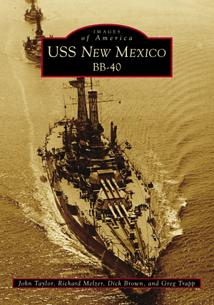 USS New Mexico BB-40