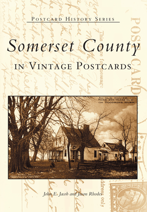 Somerset County in Vintage Postcards