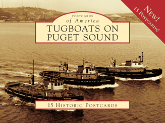 Tugboats on Puget Sound