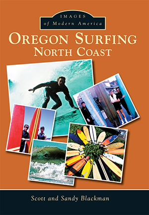 Oregon Surfing