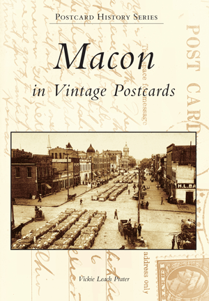 Macon in Vintage Postcards