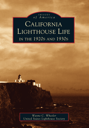 California Lighthouse Life in the 1920s and 1930s
