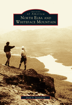 North Elba and Whiteface Mountains