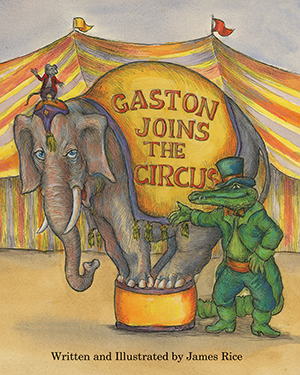 Gaston® Joins the Circus