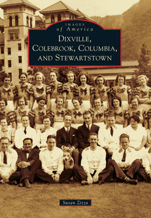 Dixville, Colebrook, Columbia, and Stewartstown