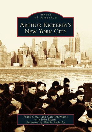 Arthur Rickerby's New York City
