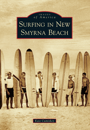 Surfing in New Smyrna Beach