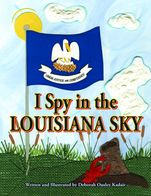 I Spy in the Louisiana Sky