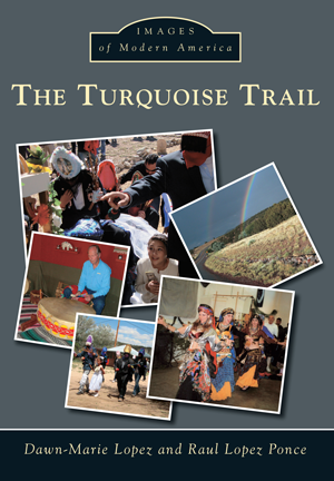 The Turquoise Trail