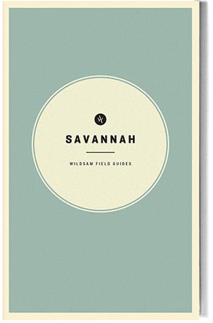 Wildsam Field Guides  Savannah