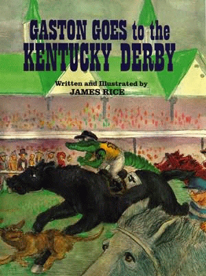 Gaston® Goes to the Kentucky Derby