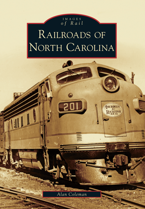 Railroads of North Carolina