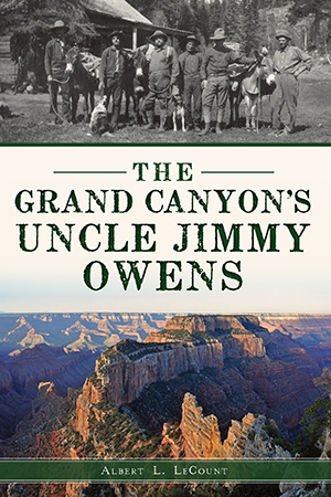 The Grand Canyon's Uncle Jimmy Owens