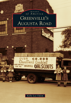 Greenville's Augusta Road