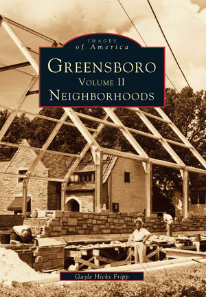 Greensboro: Volume II, Neighborhoods