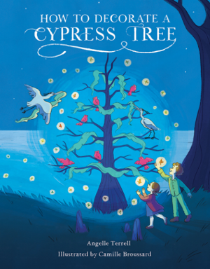 How to Decorate a Cypress Tree