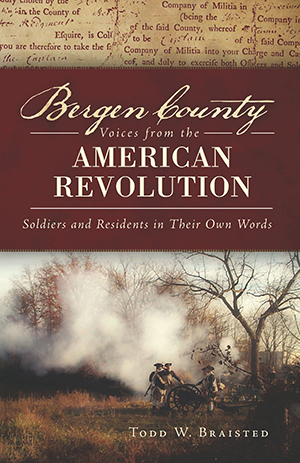 Bergen County Voices from the American Revolution
